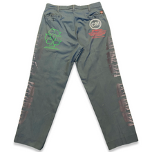 Load image into Gallery viewer, Green Work Pants (34x32)