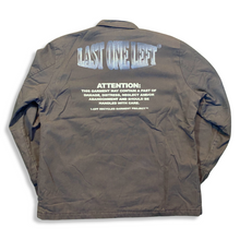 "Load image into Gallery viewer, Brown ""Chris"" Work Jacket (L/XL)"