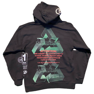 The Green Room Hoodie (S/M)