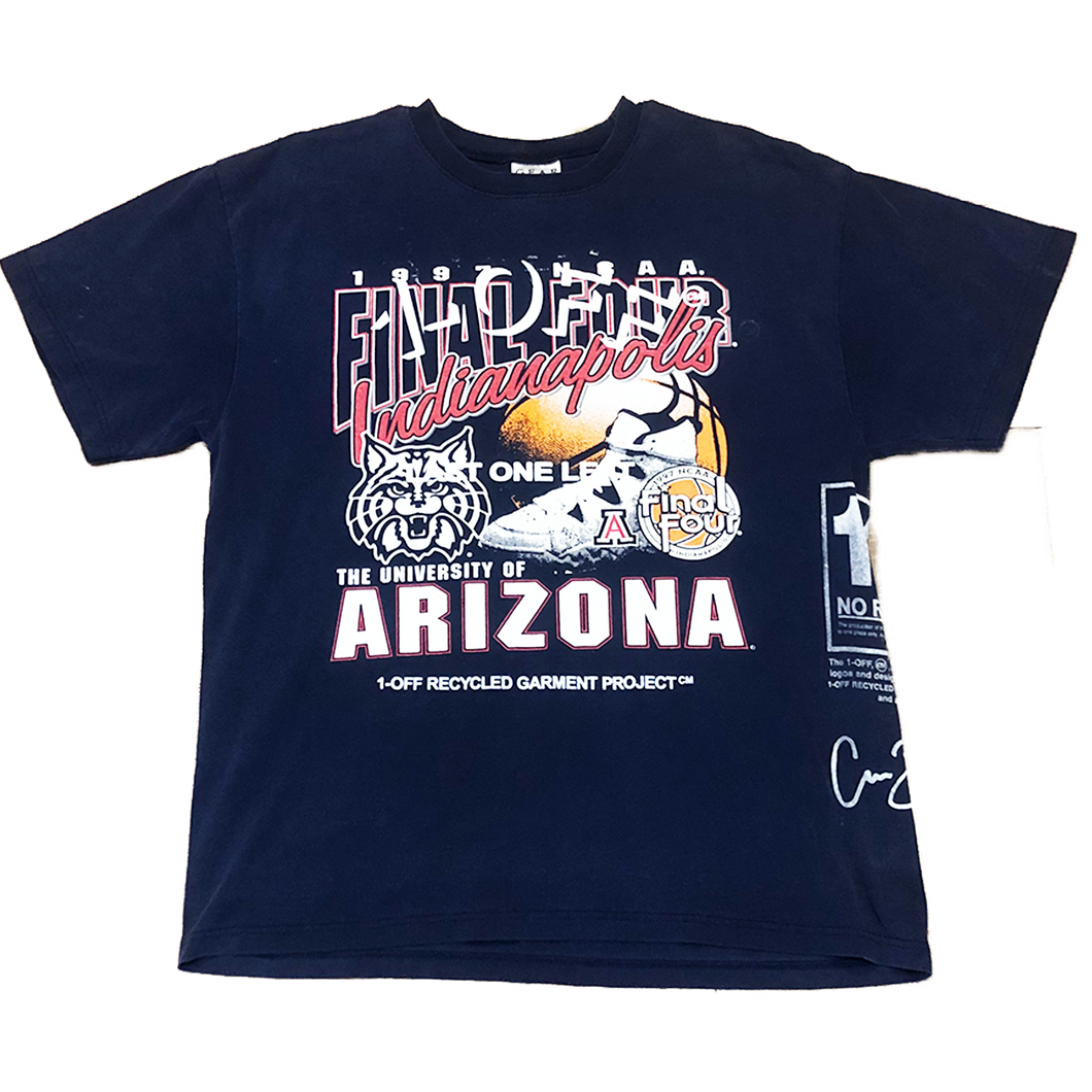 1997 UofA vs Indianapolis Final Four tshirt (L)