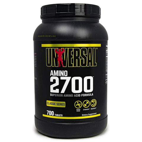 UNIVERSAL NUTRITION AMINO 2700 TAB - JNK Supplements