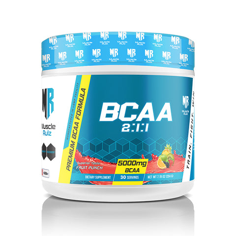 MUSCLE RULZ BCAA 30SV - JNK Supplements