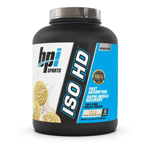BPI ISO HD 5LB - JNK Supplements