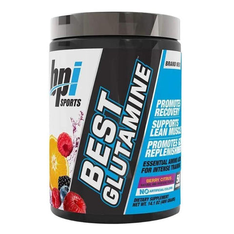 BPI BEST GLUTAMINE 50SV - JNK Supplements