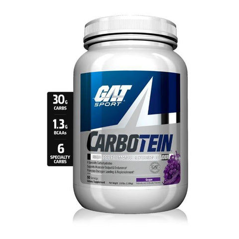 GAT CARBOTEIN® GRAPE 3.97 LB - JNK Supplements