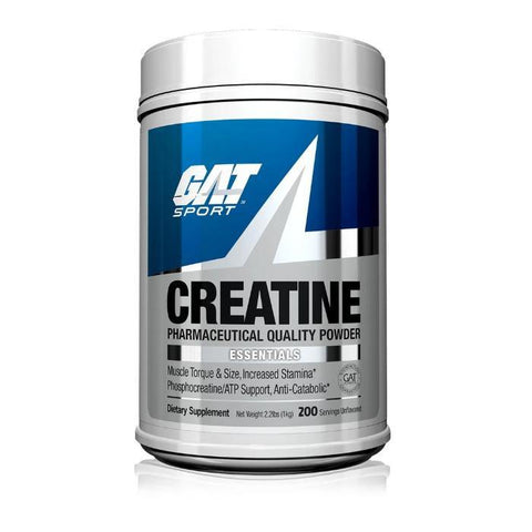 GAT ESSENTIALS CREATINE MONOHYDRATE - JNK Supplements