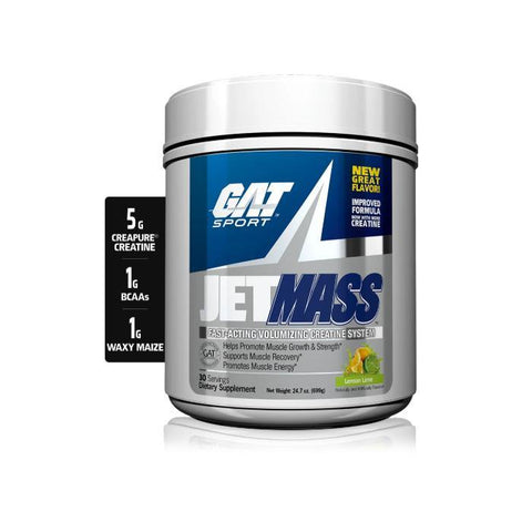GAT JETMASS 720G - JNK Supplements