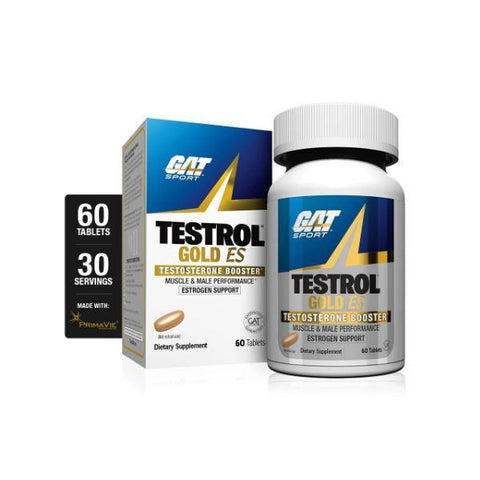 GAT TESTROL GOLD 60TAB - JNK Supplements