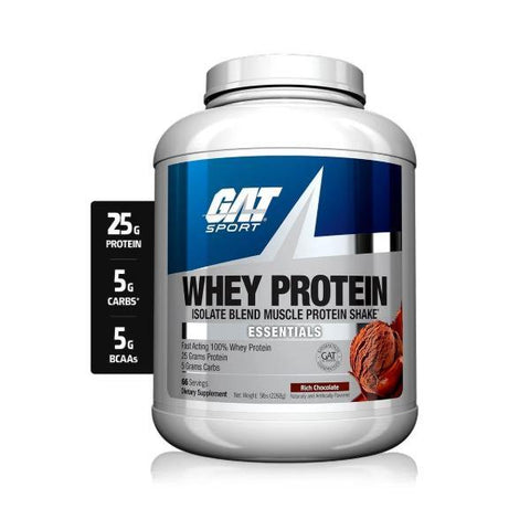 GAT WHEY PROTEIN 5 LBS - JNK Supplements