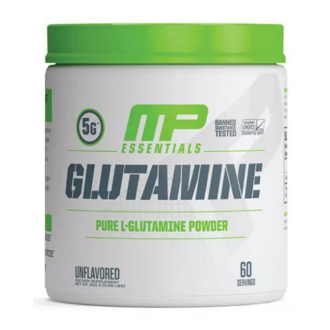 MUSCLEPHARM GLUTAMINE 60 SERVING - JNK Supplements
