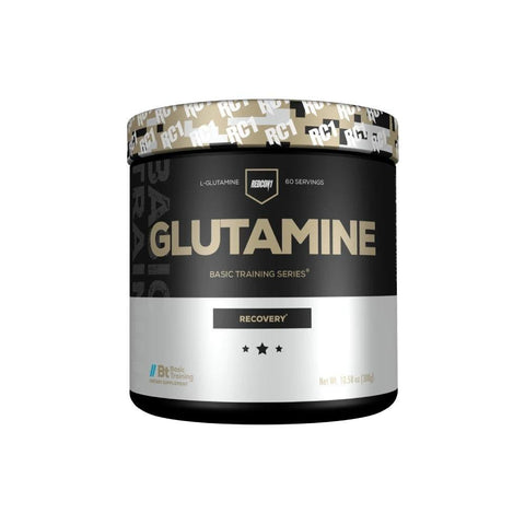 REDCON1 - BASIC TRAINING GLUTAMINE 5G - 60SERVING - JNK Supplements
