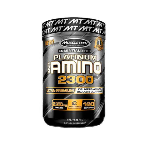 MUSCLE TECH AMINO 2300 320TAB - JNK Supplements