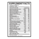 MUSCLE RULZ MULTIVITAMIN DAILY - JNK Supplements