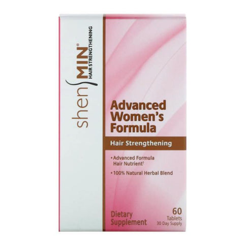 NATROL SHEN MIN ADVANCED WOMENS FORMULA 60 TAB - JNK Supplements