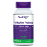 NATROL ACIDOPHILUS 100 MG - 150 CAPS - JNK Supplements
