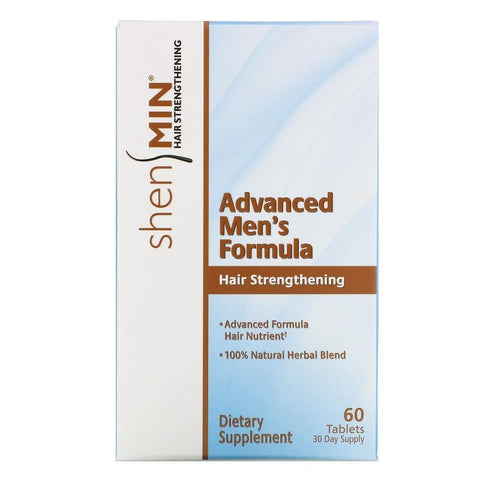 NATROL SHEN MIN ADVANCED MENS FORMULA 60 TAB - JNK Supplements