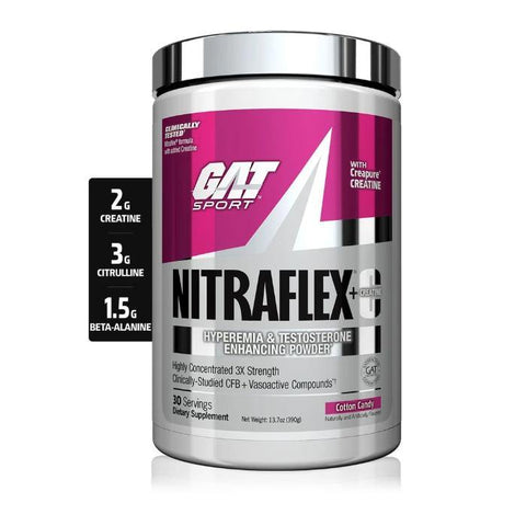 GAT NITRAFLEX C - JNK Supplements