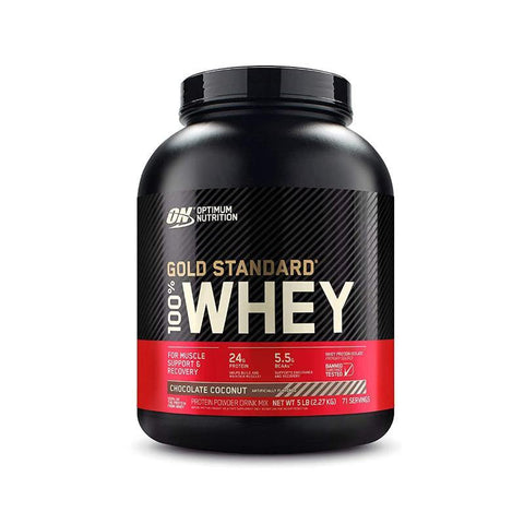 ON 100% WHEY GOLD STANDARD 5LB - JNK Supplements
