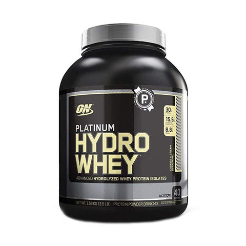 ON PLATINUM HYDROWHEY 3.5LB - JNK Supplements