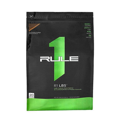 RULE1 - R1 LBS MASS GAINER - JNK Supplements
