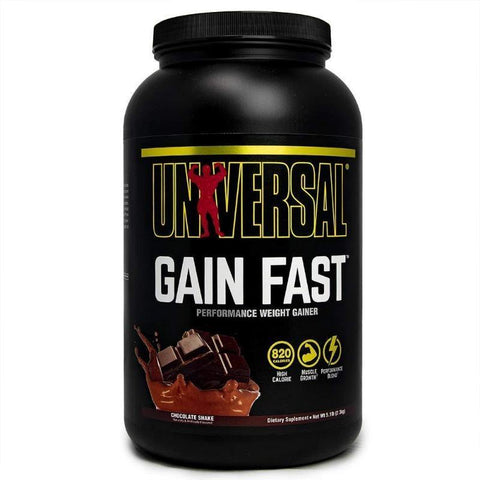 UNIVERSAL NUTRITION GAIN FAST 5.1LB - JNK Supplements