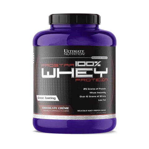 ULTIMATE NUTRITION PROSTAR WHEY 5.28LBS - JNK Supplements