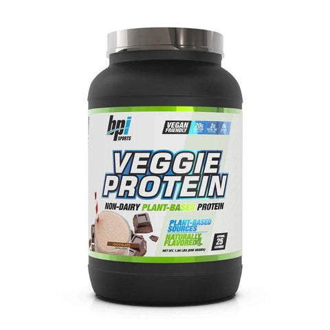 BPI VEGGIE PROTEIN 25SV - JNK Supplements