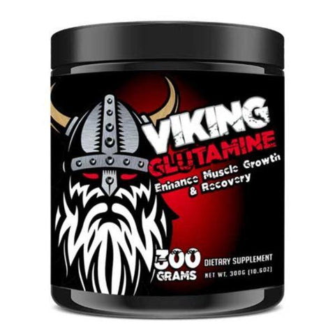 VIKING GLUTAMINE 300G - JNK Supplements
