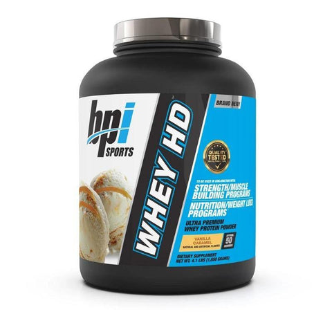 BPI WHEY HD 5LB - JNK Supplements