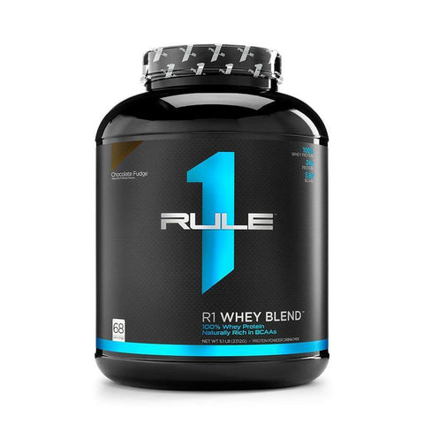 RULE1 - R1 WHEY BLEND 5 LBS - JNK Supplements