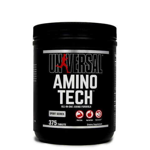 UNIVERSAL AMINO TECH 375 TABLETS - JNK Supplements
