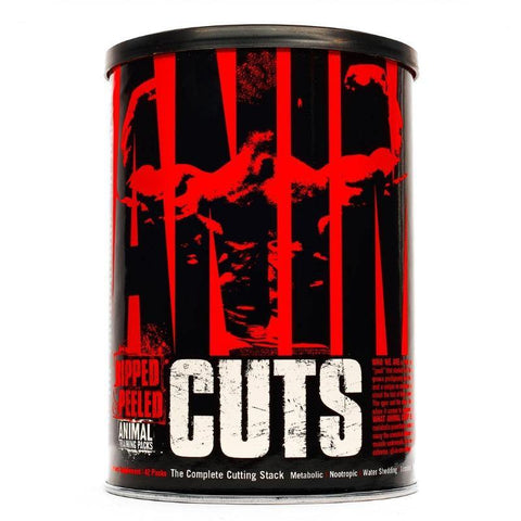 UNIVERSAL ANIMAL CUTS 42 PACKS - JNK Supplements