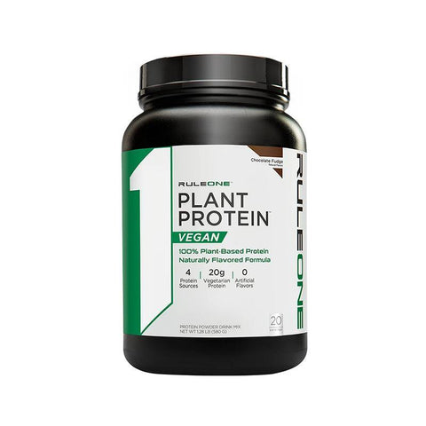 RULE1 - R1 PLANT PROTEIN 20 SERV - JNK Supplements