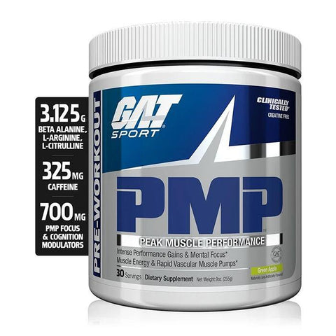 GAT PMP™ Peak Muscle Performance