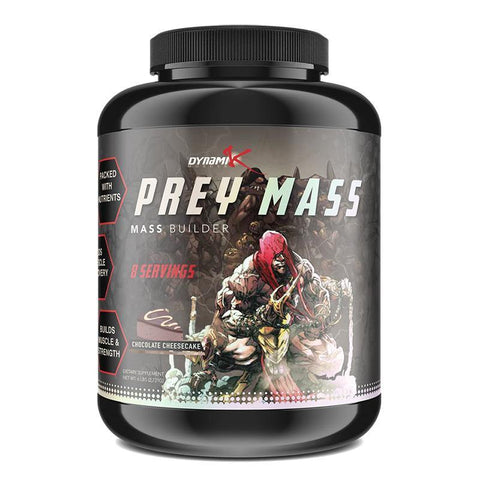 DYNAMIK PREY MASS 6 LBS - MASS Gainer - JNK Supplements