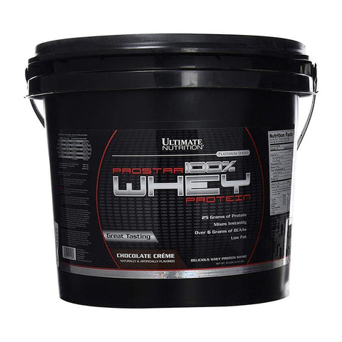 ULTIMATE NUTRITION PROSTAR WHEY 10LBS - JNK Supplements