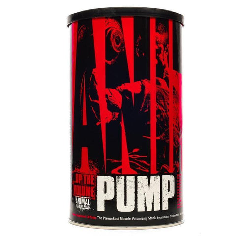 UNIVERSAL ANIMAL PUMP 30PACKS - JNK Supplements
