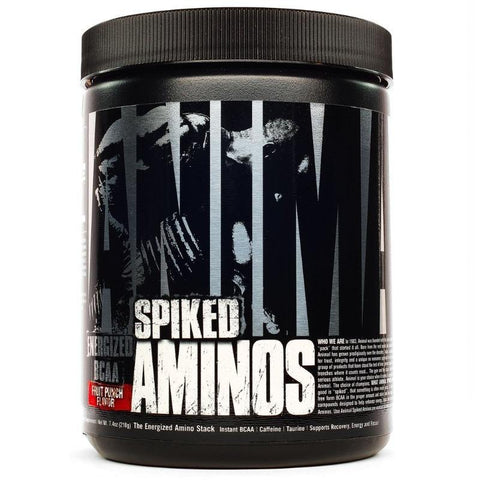UNIVERSAL ANIMAL SPIKED AMINOS 210GM - JNK Supplements