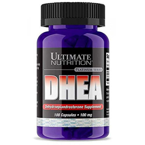 ULTIMATE DHEA 100 MG 100 CAPS - JNK Supplements