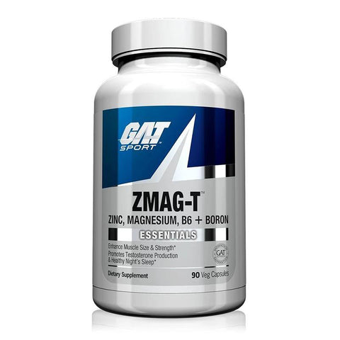 GAT ESSENTIALS ZMAG-T 90TAB - JNK Supplements