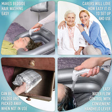 Load image into Gallery viewer, Circa Air Bedside Shower System - 2.5 GL Water Shower Bag