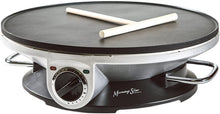Load image into Gallery viewer, Crepe Maker Pro - 13 Inch Crepe Maker & Electric Griddle - Non-stick Pancake Maker