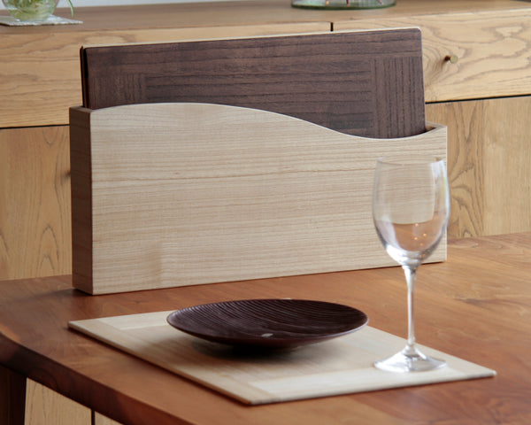 KIRI Place Mat Holder クリア