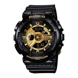 Baby G Digital And Analogue Watch