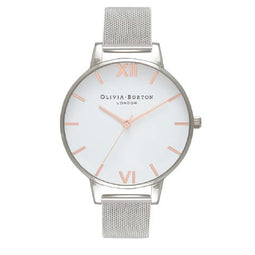 Olivia Burton White Dial Watch