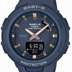 Casio Baby G G Squad Step Tracker Bluetooth Watch
