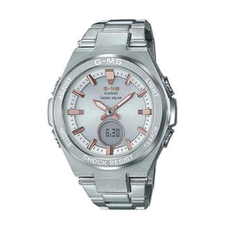 Casio Baby G Silver Tough Solar
