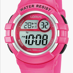 Youth Sports Digital Watch 100 Metre