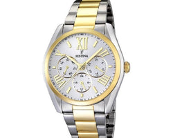 Festina Boyfriend Collection Silver Dial Women's Watch