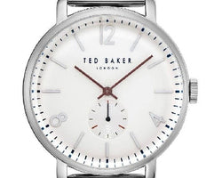 Ted Baker Silver Mesh Watch